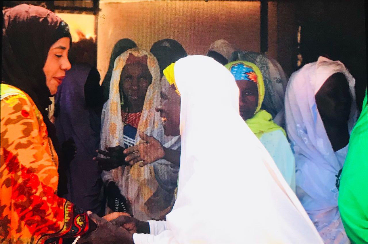 In Niger & Benin